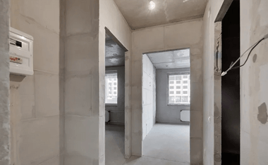 1-комнатная, 35.1 м²– 6