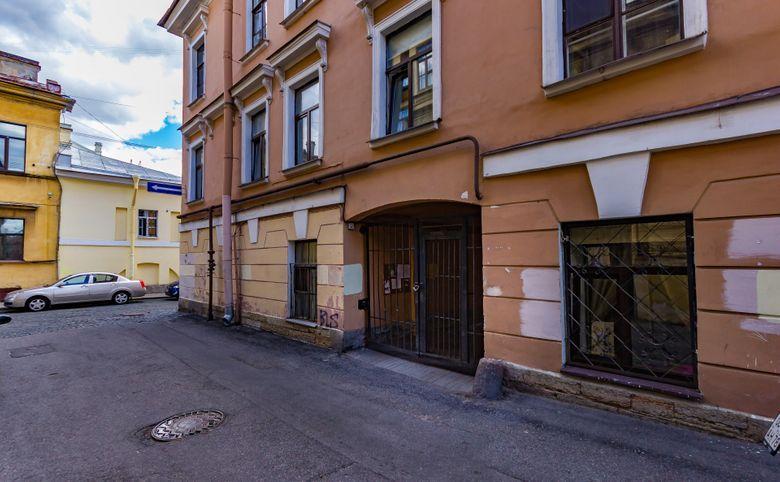 Академический переулок, 9