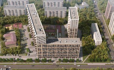 3Е-комнатная, 68.88 м²– 11