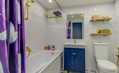 2-комнатная, 56.65 м²– 15