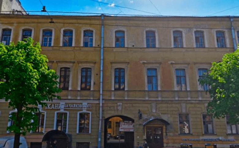 ул Чайковского, 65-67 – 1