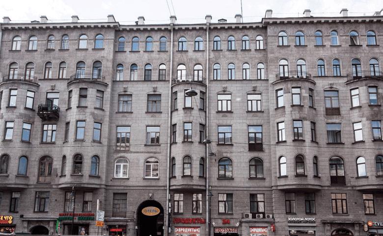 Лиговский пр-кт, 65 – 1
