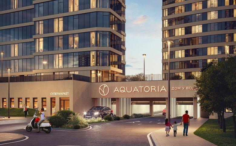 ЖК «Aquatoria» – 5