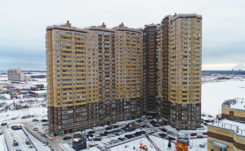 ЖК «Северные высоты», Всеволожский р-н в СПб   6