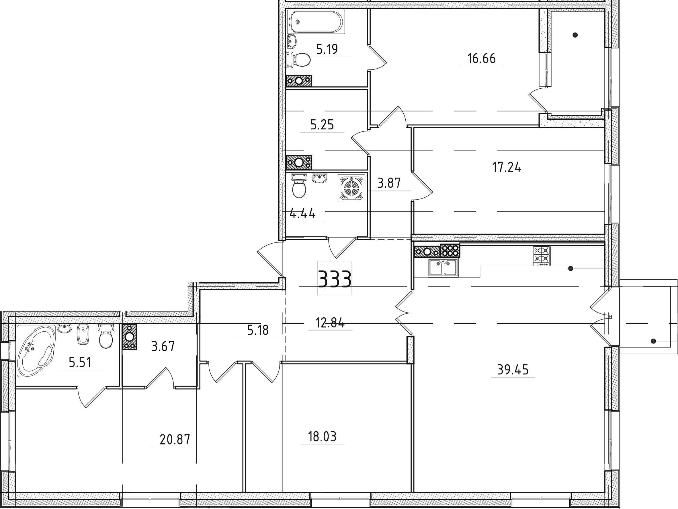 5Е-к.кв, 161.42 м²