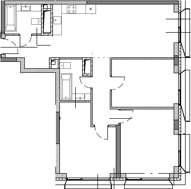 4Е-к.кв, 85.31 м²