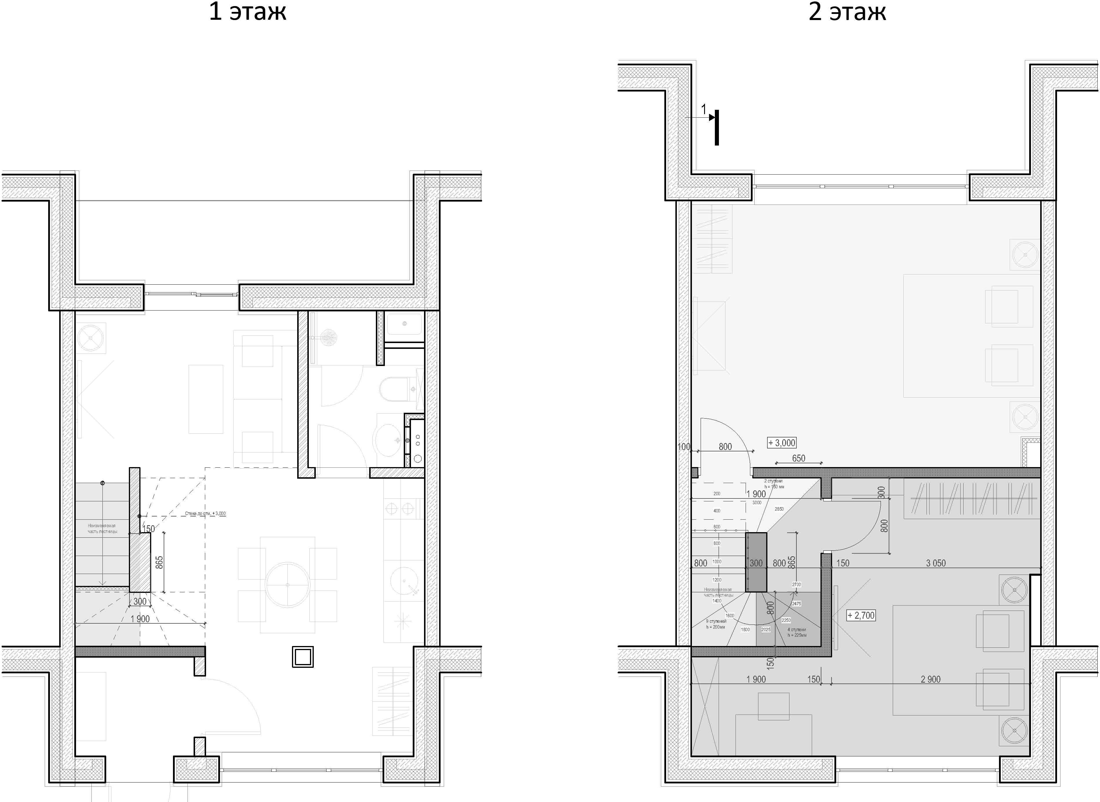Таунхаусы, 72 м²