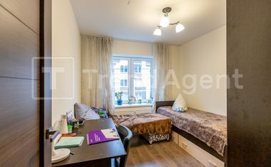 3Е-комнатная, 51.87 м²– 4