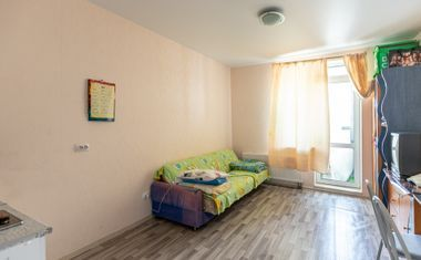 Студия, 20.34 м²– 1