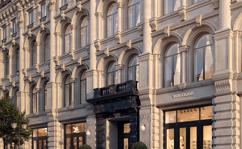 ЖК «Kuznetsky Most 12 by Lalique»– 4