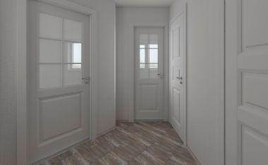 1-комнатная, 32.49 м²– 3