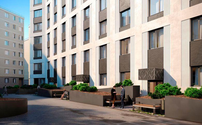 Свободная планировка, 29.9 м², 4 этаж – 4