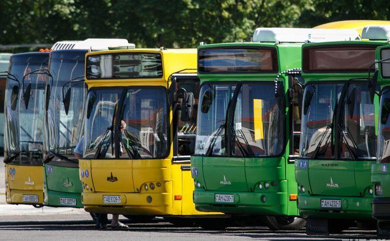 Развитая сеть наземного общественного транспорта