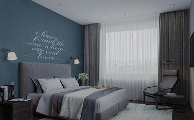 2Е-комнатная, 42.05 м²– 12
