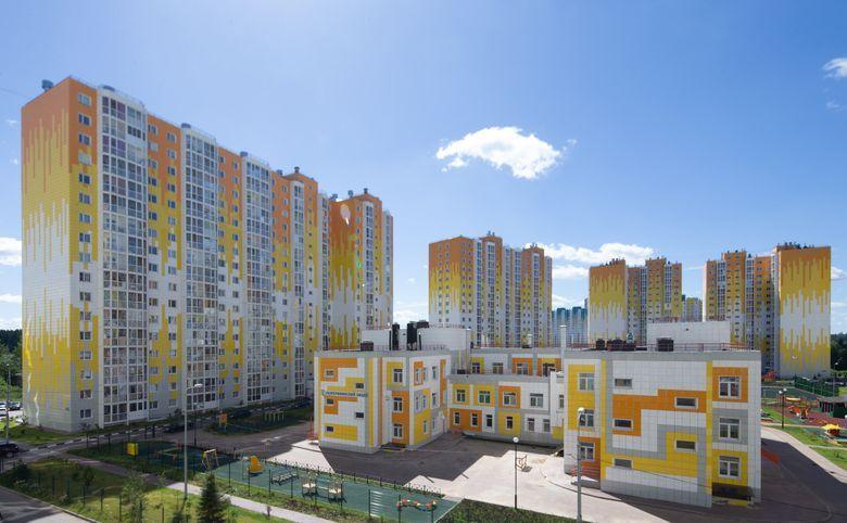 3Е-комнатная квартира, 81 м², 9 этаж – 6