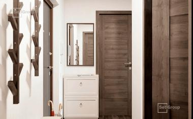 2Е-комнатная, 32.69 м²– 6