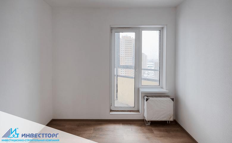 3-комнатная квартира, 78.1 м², 8 этаж – 2