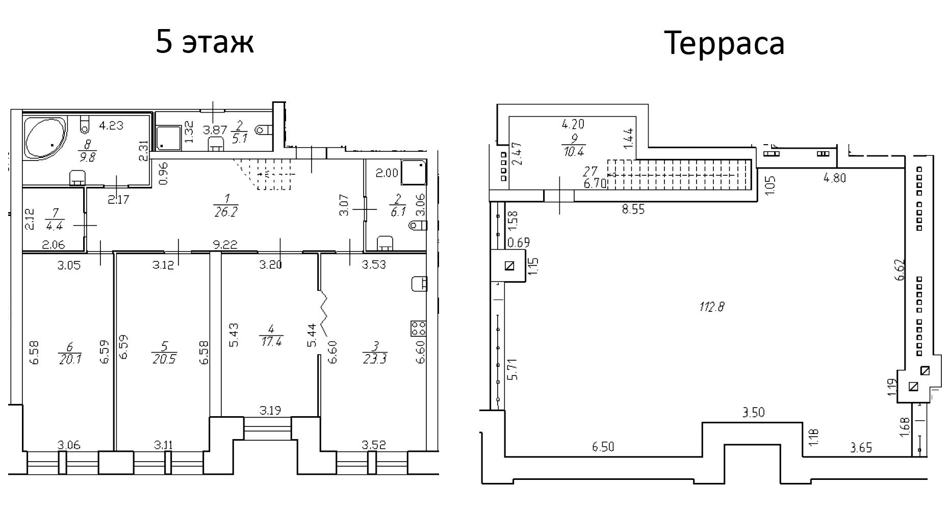 4-к.кв (евро), 250.87 м²