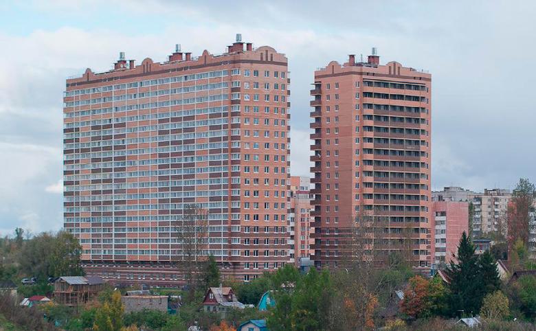 ЖК «Первомайский» – 2