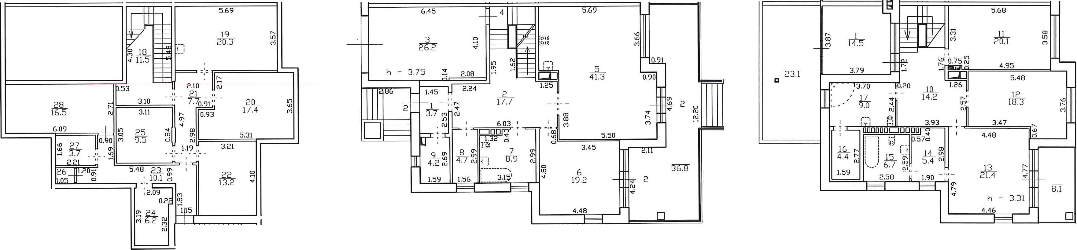 Таунхаус, 380.12 м²– 2