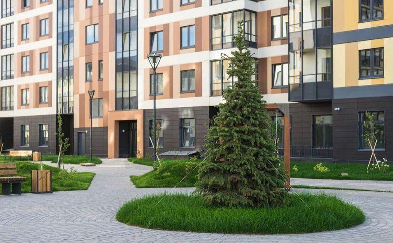 3-комнатная квартира, 73 м², 4 этаж – 10
