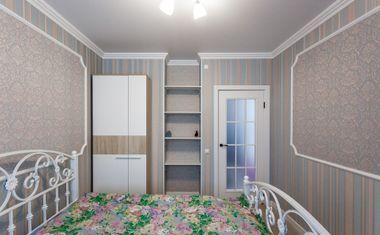 2Е-комнатная, 35.17 м²– 3