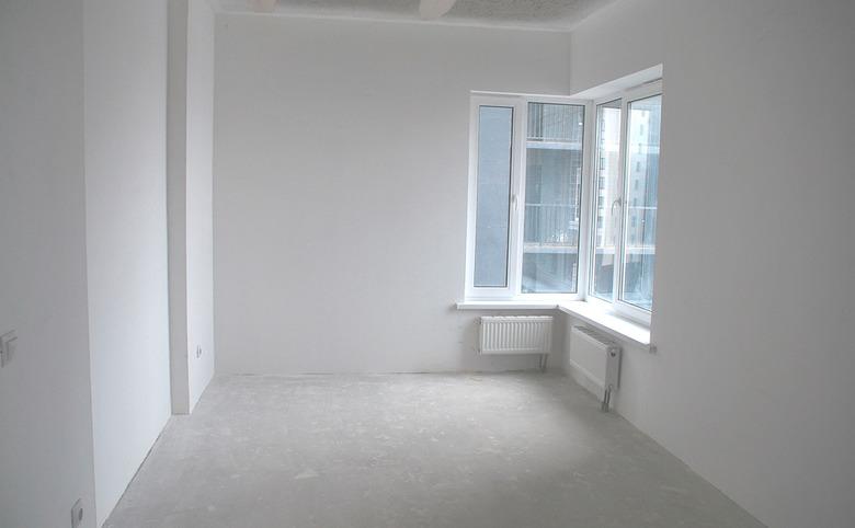 2-комнатная квартира (евро), 43.15 м², 20 этаж – 3