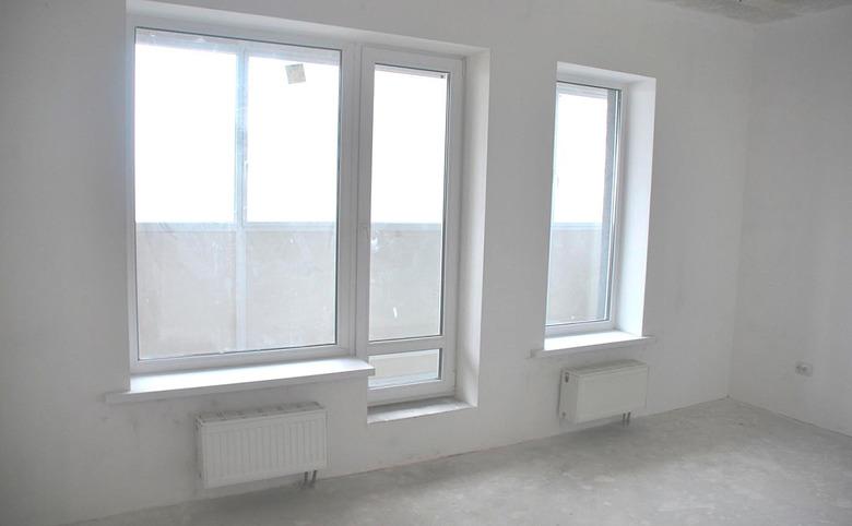 2-комнатная квартира (евро), 43.15 м², 20 этаж – 4