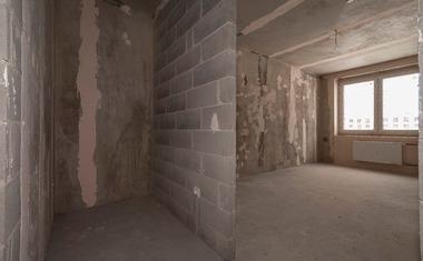 1-комнатная, 34.44 м²– 3