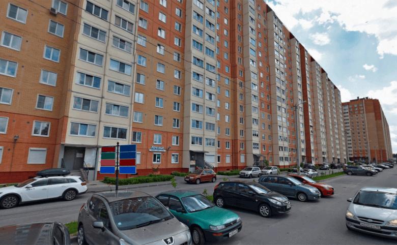 ЖК «Дудергофская линия 3»– 1