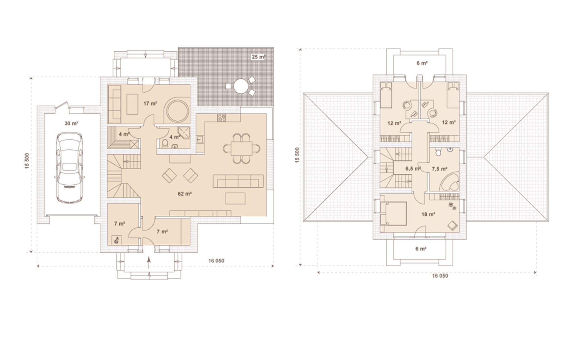 Коттедж, 187 м²