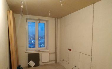 1-комнатная, 33.88 м²– 1
