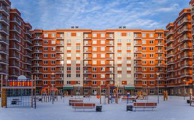 3Е-комнатная, 43.96 м²– 9