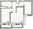 Своб. план., 62.42 м²