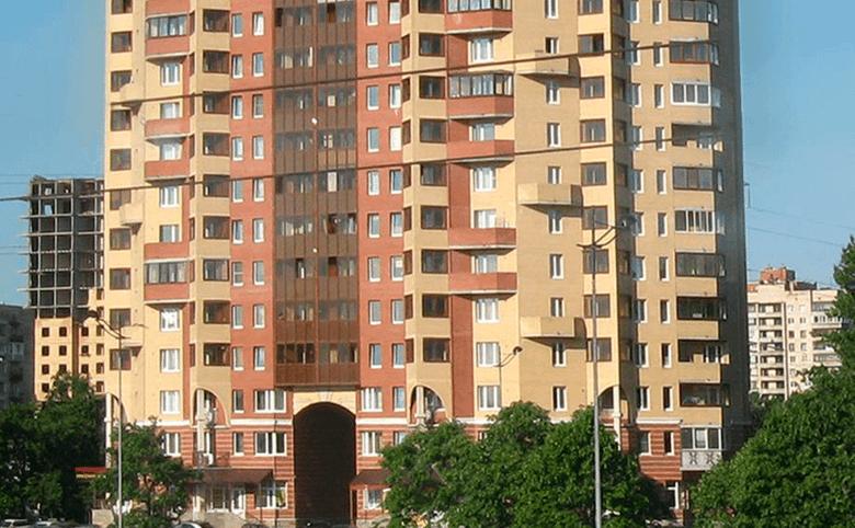 Дом на улице Орджоникидзе– 1