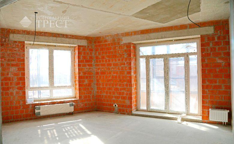 1-комнатная квартира, 37.93 м², 7 этаж – 2