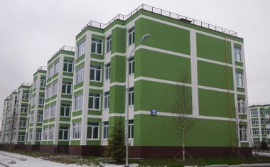 2Е-комнатная, 65.49 м²– 4