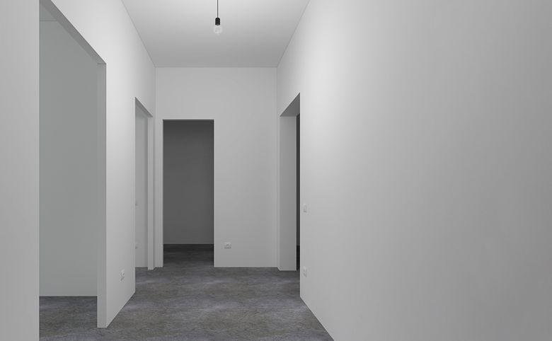 2Е-комнатная квартира, 42.77 м², 2 этаж – 5