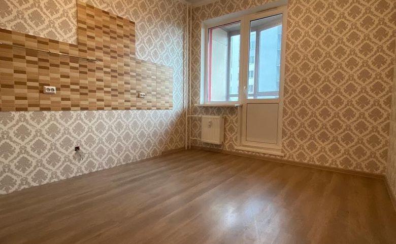 1-комнатная квартира, 34.93 м², 7 этаж – 3