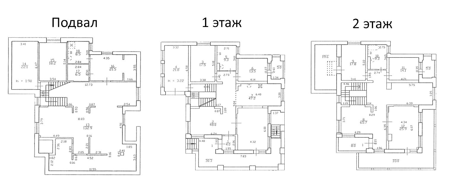 Коттедж, 503.8 м²