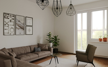 2Е-комнатная, 37.3 м²– 4