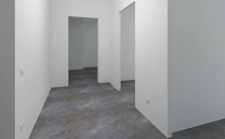 2Е-комнатная квартира, 42.77 м², 2 этаж – 4