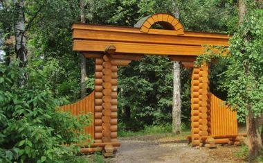 Пироговский лесопарк