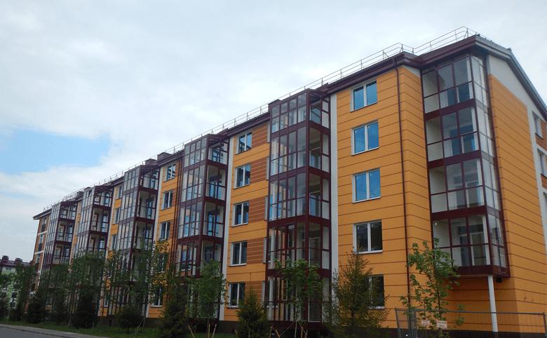 ЖК Образцовый квартал 4 – 1