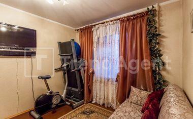 3-комнатная, 77.8 м²– 5