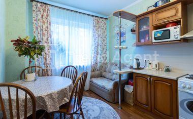 1-комнатная, 45 м²– 3