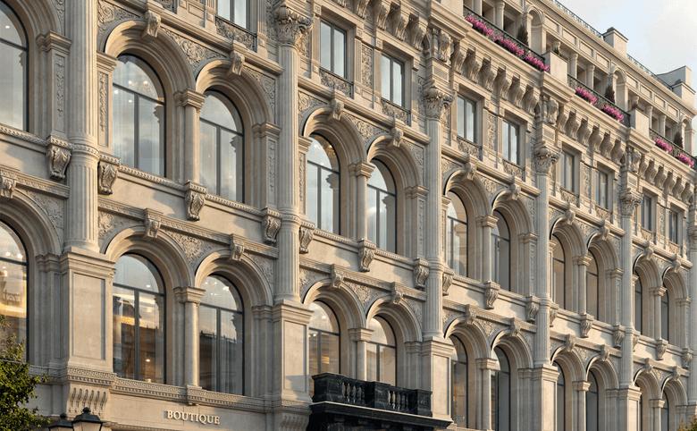 ЖК «Kuznetsky Most 12 by Lalique»– 3