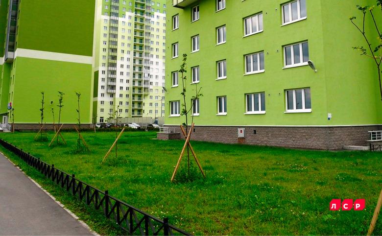 ЖК Новая Охта – 3