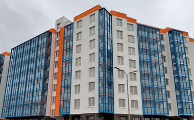 2Е-комнатная, 36.73 м²– 9