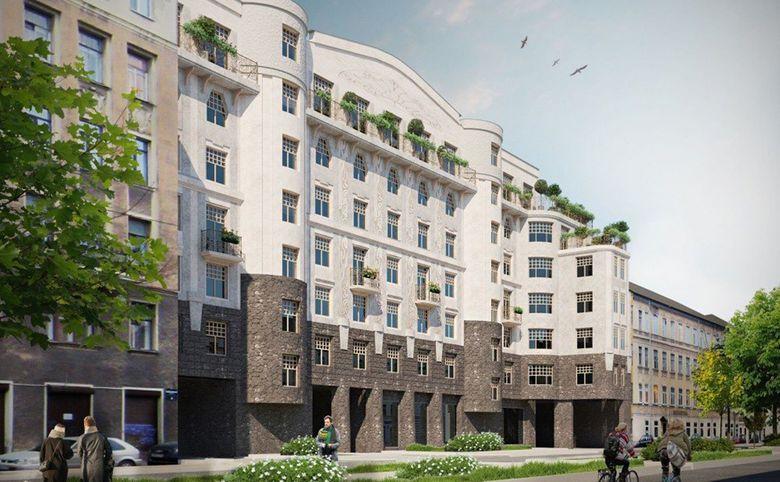 5-комнатная квартира (евро), 136.46 м², 2 этаж – 3